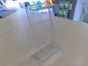 iPhone 7 Transparente Silikon Hülle