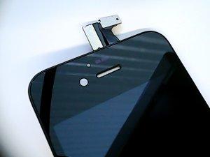 iPhone 4s LCD Display Einheit Schwarz