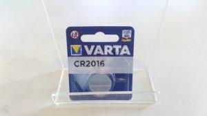 CR2016 Knopfzellen Lithium Batterie