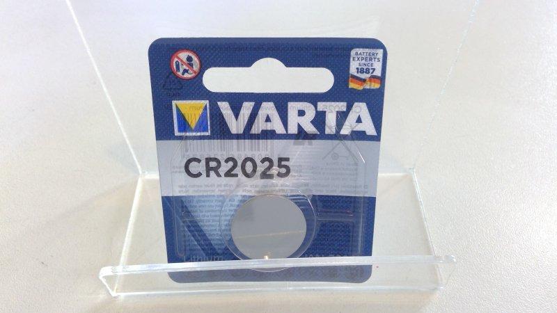 CR2025 Knopfzellen Lithium Batterie